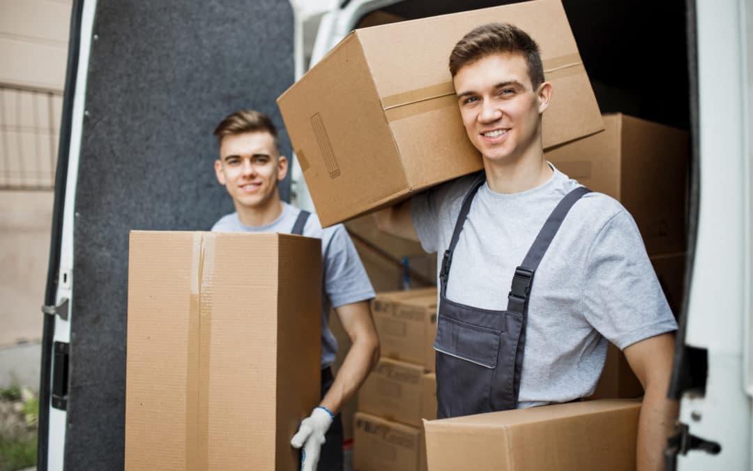 Опаковане, пренасяне и транспортни услуги